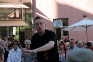 Dirigent Mikko Lagerspetz
