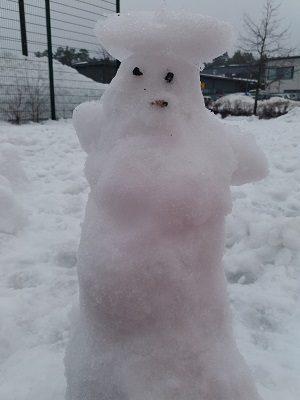 Luminen hahmo.