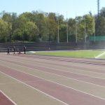 Paavo Nurmi stadion.