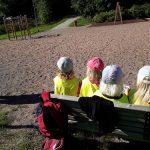 Yhteiseloa puistossa