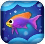 Hungrig fisk