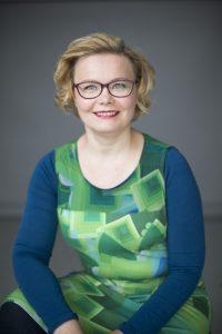 Bild på Minna Huotilainen.