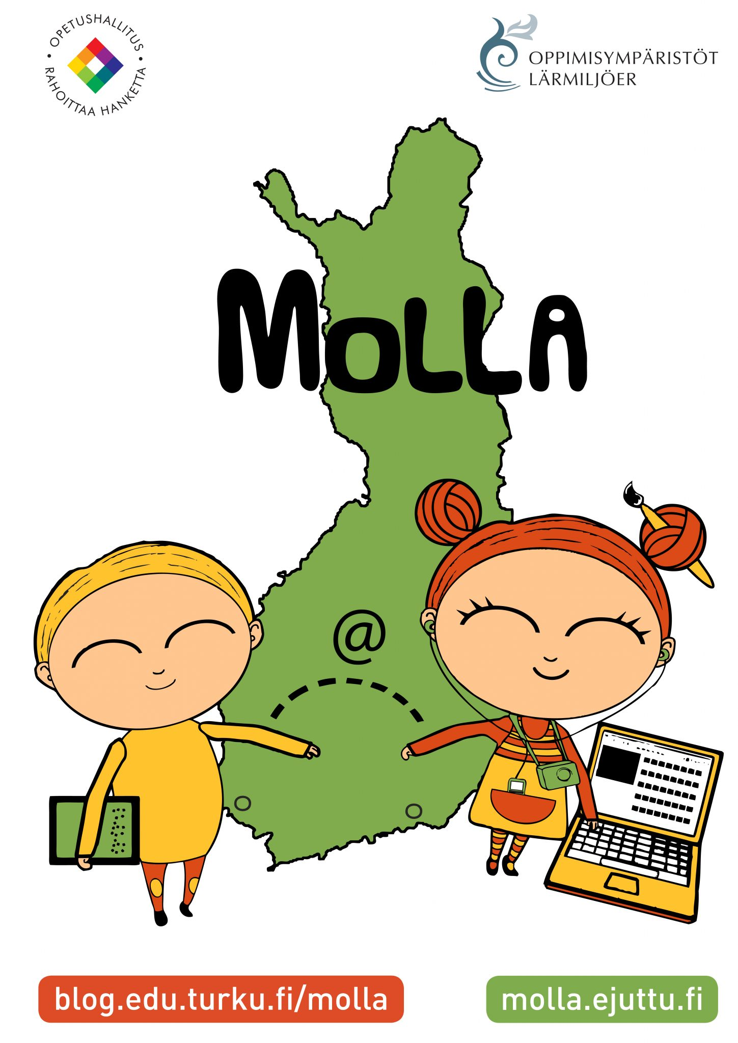 Molla-juliste