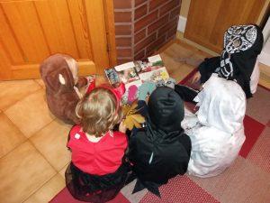 Halloween juhla