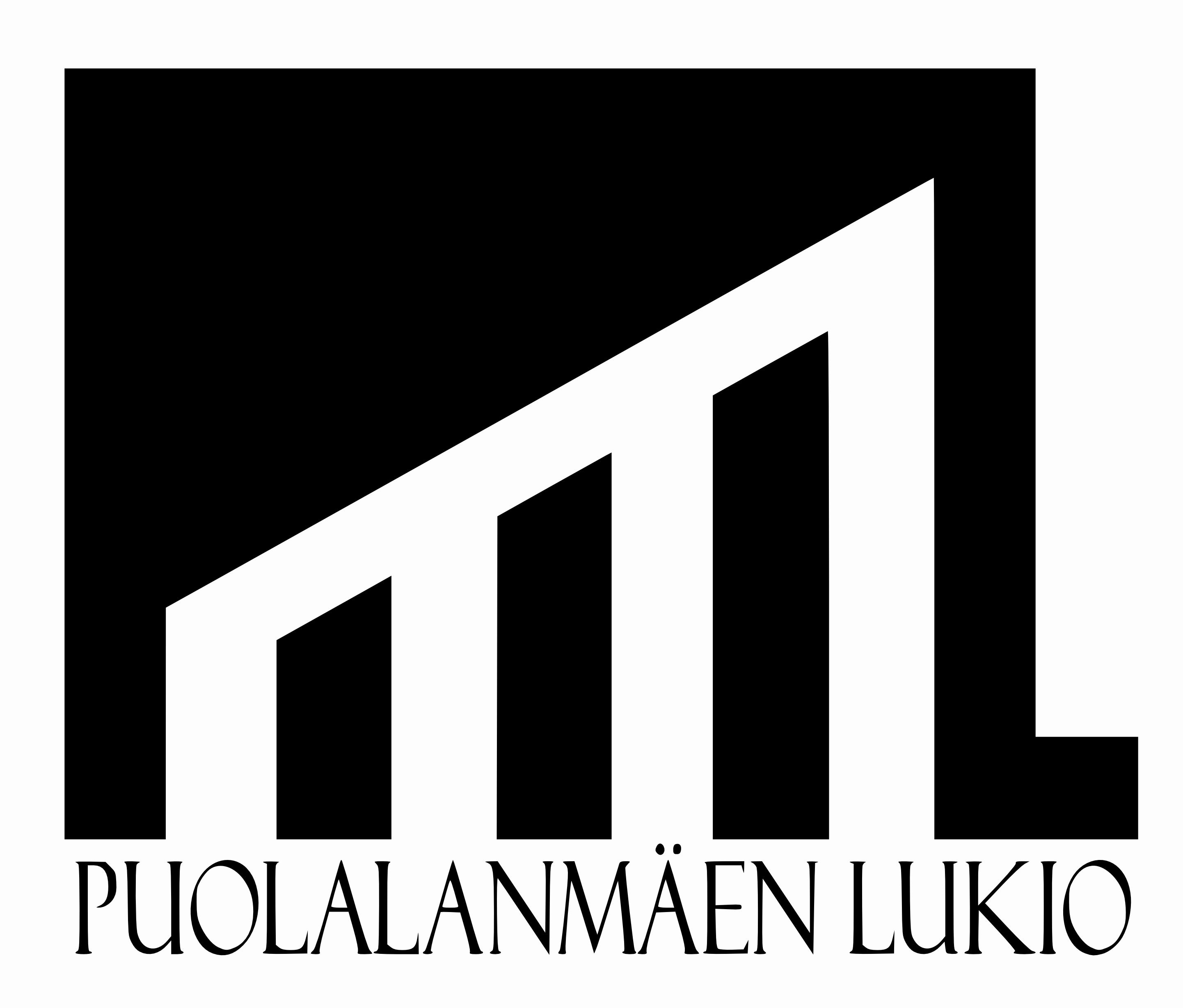 Puolalanmäen lukion logo