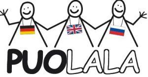 Puolalan kieliluokkien logo
