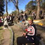 Queen's Picnic Vartiovuoren puistossa