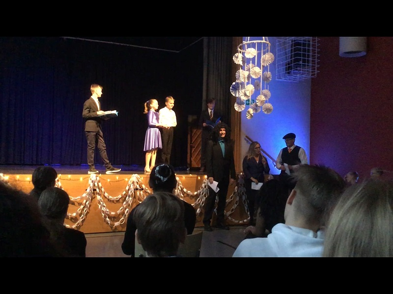 Skibidi Tanssi