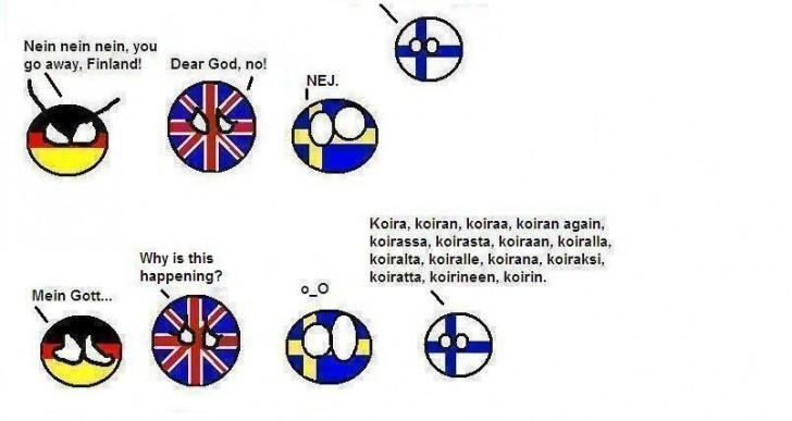 Suomi Sijamuodot