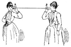 Trådtelefon