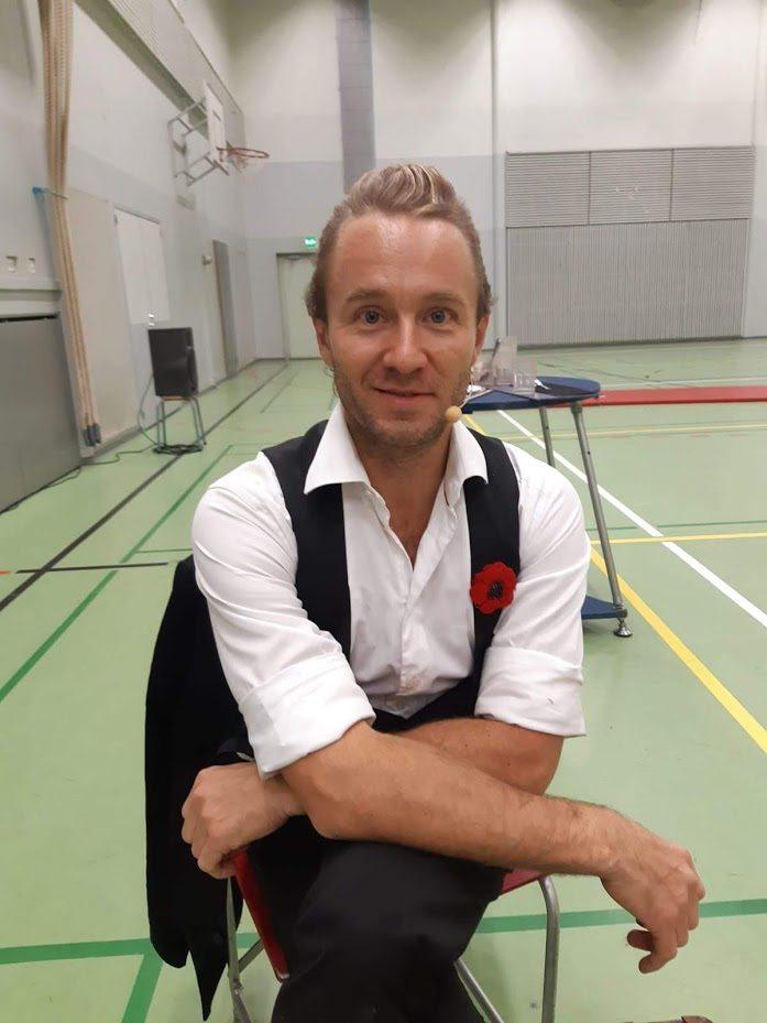 Johan Wellton