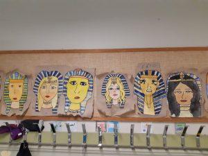 Konstverk i skolan