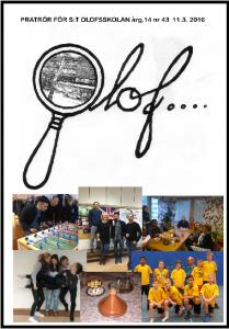 Olof nummer 43 (mars 2016) PDF.