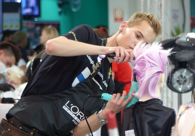 Hiusmuotoilu Worldskills goes Kazan 2019