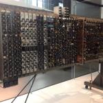Pilot ACE (1950). Laitteen määritykset laati itse Alan Turing 1945.