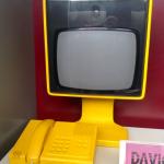 Videoneuvottelulaite vuodelta 1977.