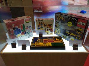 Lego- ja Duplo -rakennussarjoja 1982-1989