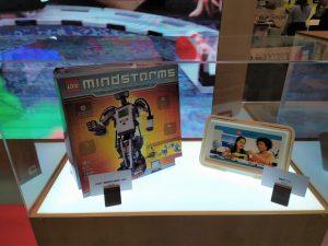 Lego Mindstorms NXT- ja WeDo 1.0, julkaistu 2006 ja 2008