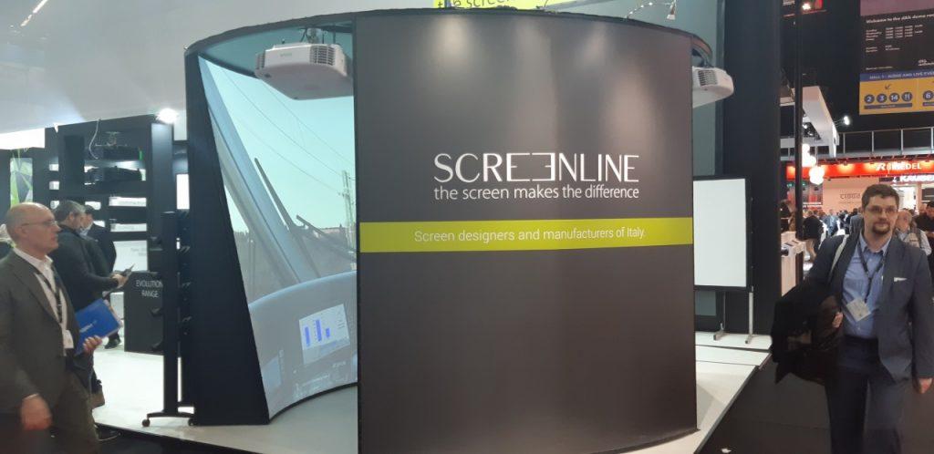 Screenline Arena