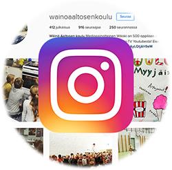 Wäinö Aaltosen koulun Instagram